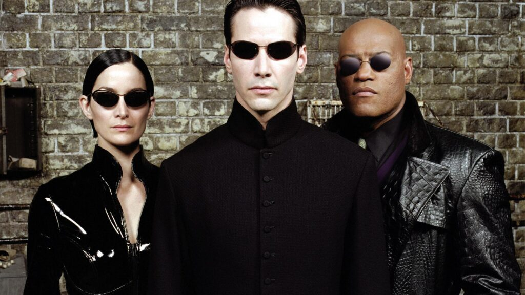 Matrix 4 - Cast