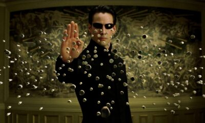 Matrix 4 - Keanu Reeves