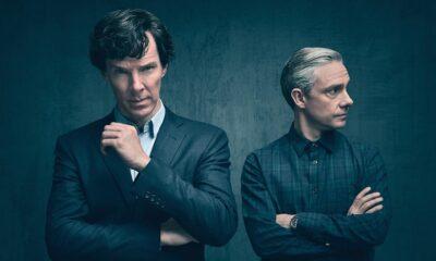 Sherlock 5 - Cover