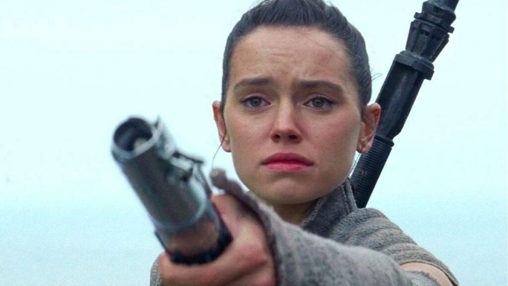 Star Wars - Rey Jedi