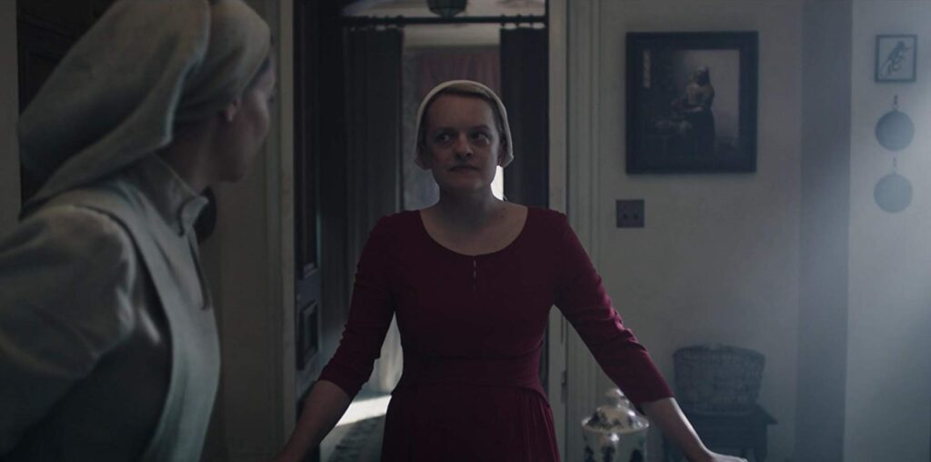 The Handmaid's Tale 3x12 - June e Martha