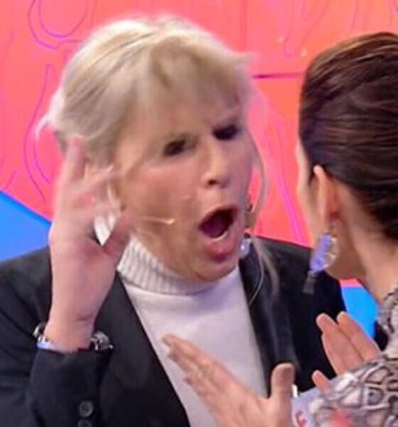 Uomini e Donne, spoiler: Gemma Galgani, furiosa lite con Barbara De Santi