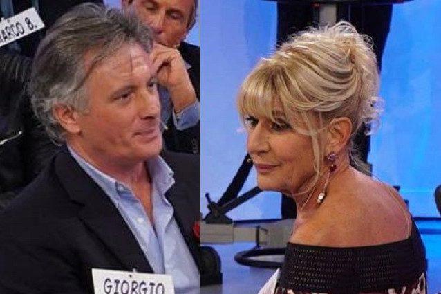 Giorgio accusa Gemma Galgani di stare a Uomini e Donne per audience