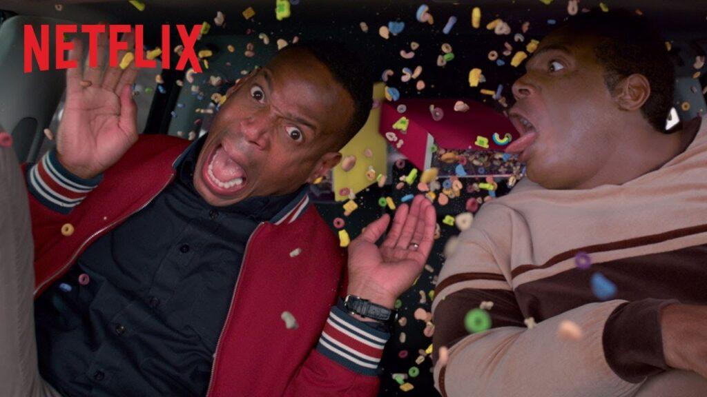 Novità Netflix Sei gemelli