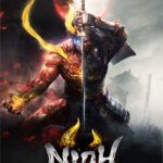 nioh 2 artwork