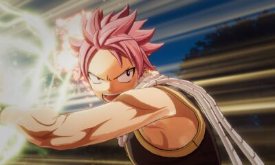 fairy tail playstation 4