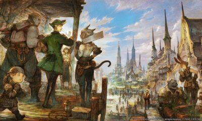 final fantasy xiv online nier