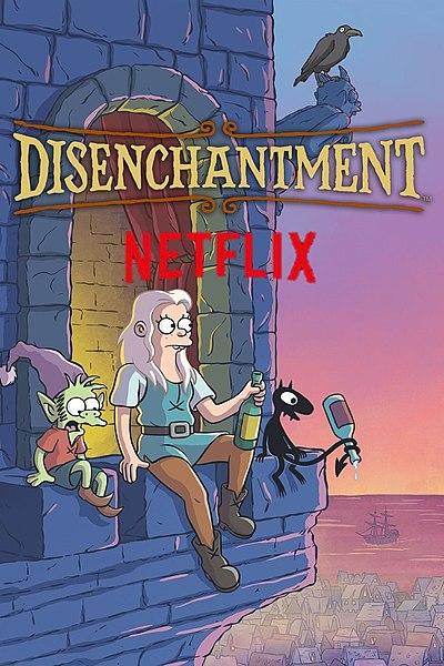 Disincanto 2 - novità Netflix