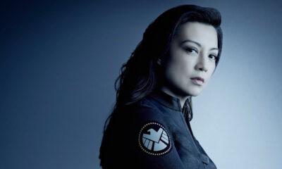 Agents of SHIELD - Minga Na Wen