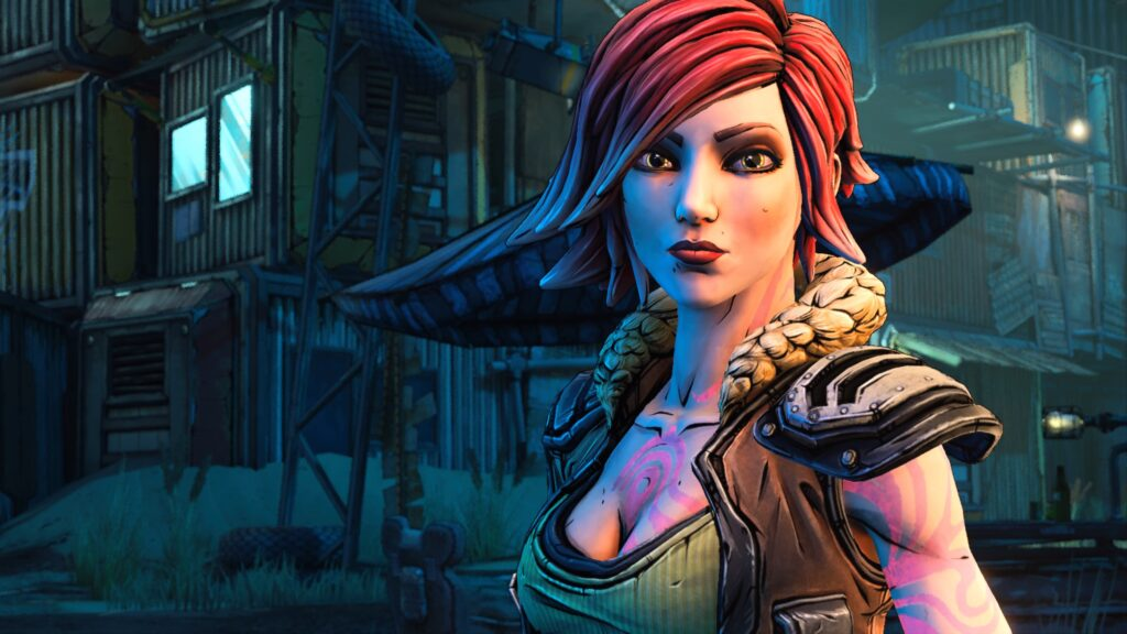 lilith borderlands