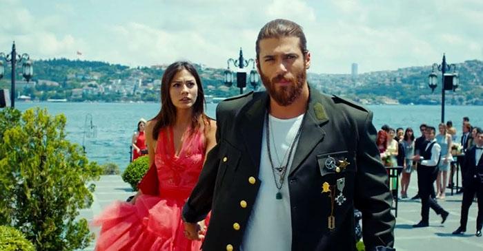 Daydreamer Le ali del sogno: Can e Sanem sono i protagonisti della serie tv turca