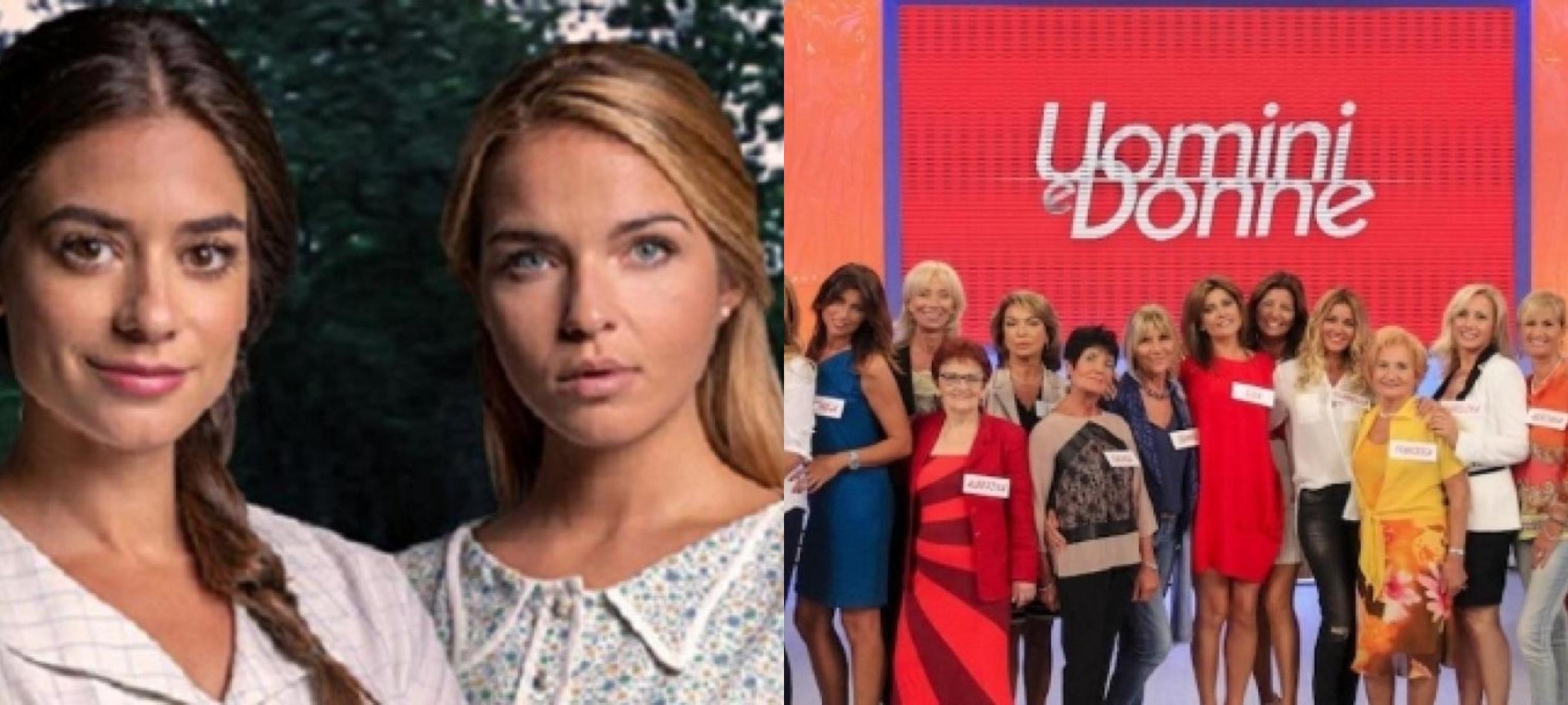 Le soap opera di Canale 5 cambiano orario, Uomini e Donne rimandato