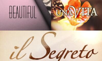 Beautiful, Il Segreto e Una Vita: nuovo cambio di palinsesto