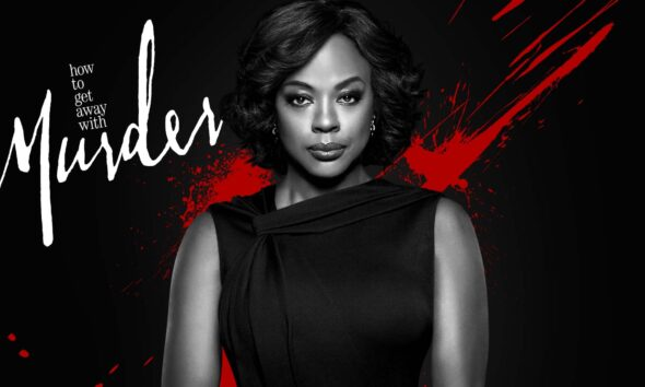 How to Get Away With Murder - Logo
