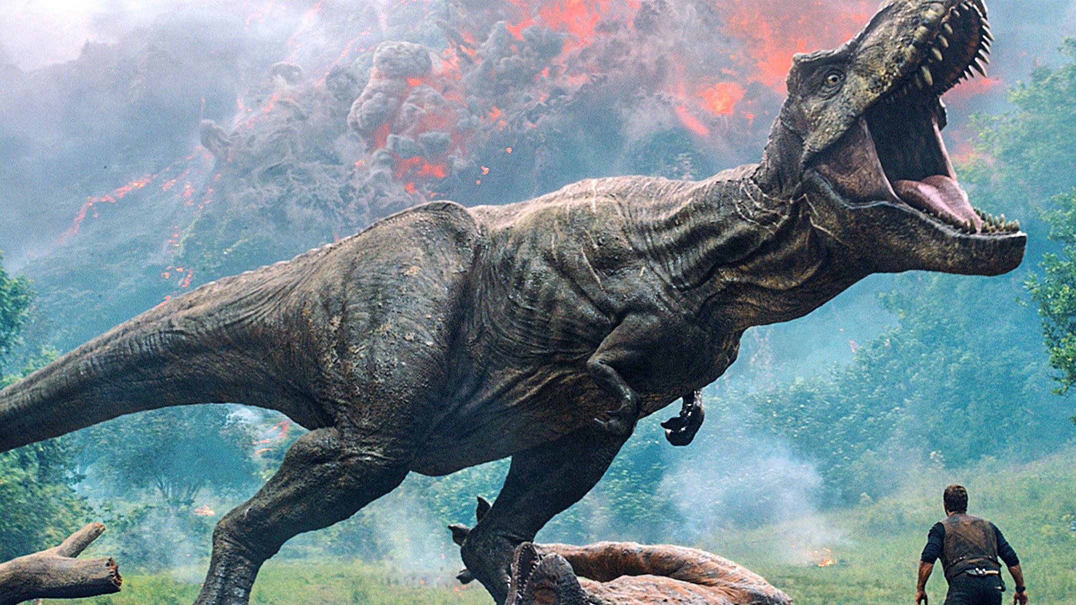 Jurassic World 3 - Cover