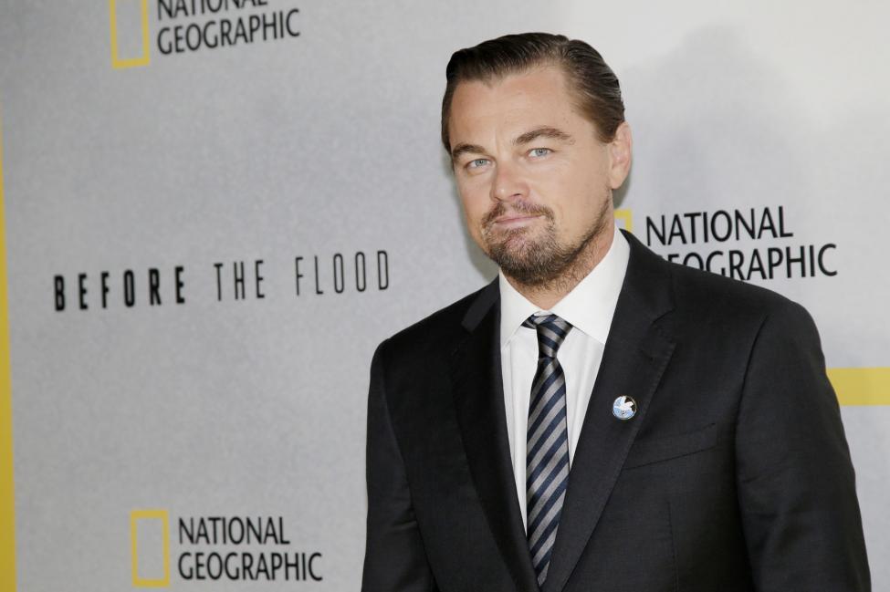 Will Smith e Leonardo DiCaprio
