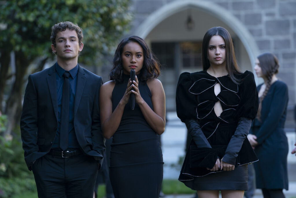 The Perfectionists - Protagonisti