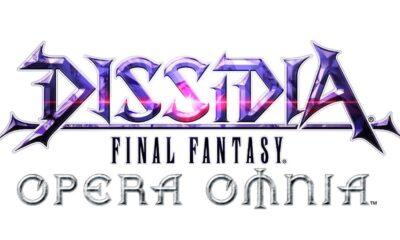 dissidia inal fantasy opera omnia
