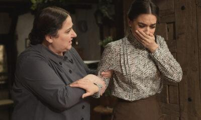 Il Segreto, anticipazioni: Alvaro lascia Elsa sull'altare dopo averla truffata