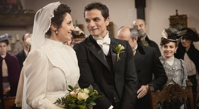 Una Vita: Lolita e Antonito diventano marito e moglie