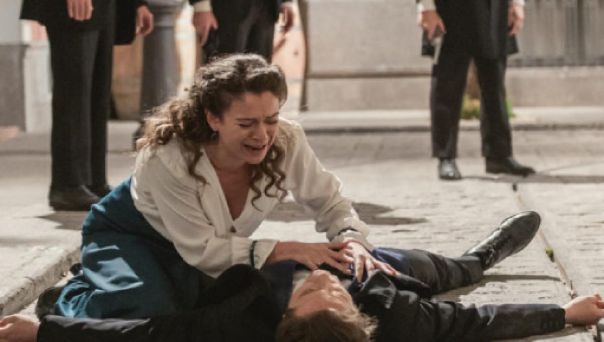 Una Vita, anticipazioni spagnole: Samuel muore per salvare Genoveva