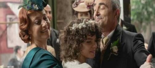 Una Vita - Ramon sposa Carmen
