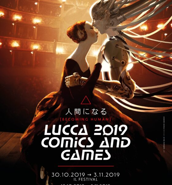 Lucca Comics Games - Poster