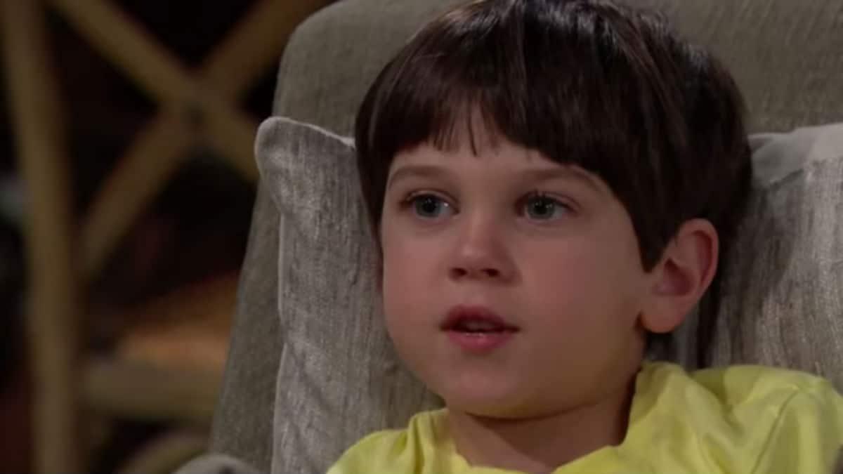 Beautiful: Douglas dice a Liam che Phoebe è in realtà Beth
