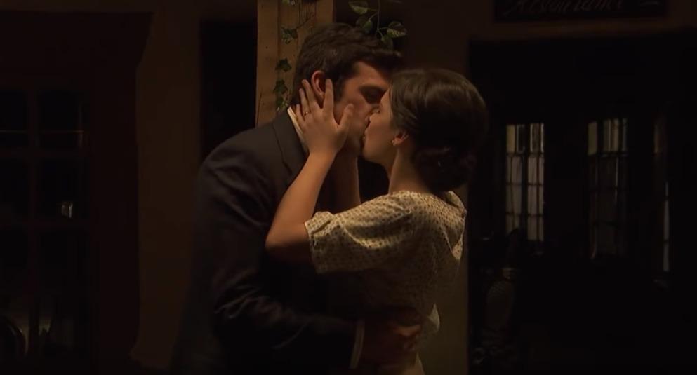 Il Segreto: la Del Molino tradisce Matias con Tomas