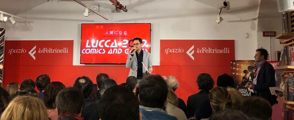 Lucca Comics Games - Conferenza Stampa