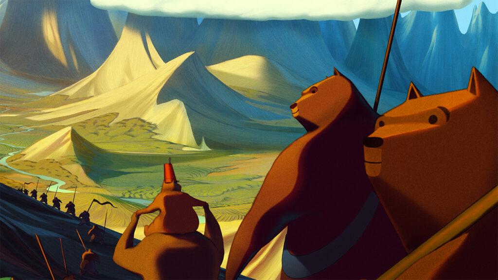 Lucca Comics Games - La famosa invasione degli orsi in Sicilia