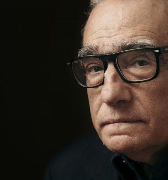 Martin Scorsese - Cover