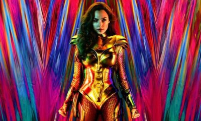 Wonder Woman 1984 - Cover
