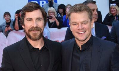 Ford v Ferrari - Matt Damon e Christian Bale