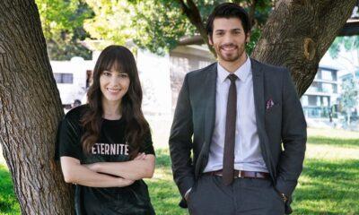 Can Yaman e Ozge Gurel, nuova serie tv insieme dopo Bitter Sweet