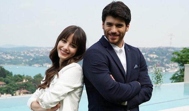 Bitter Sweet - L'attore turco e Ozge Gurel di nuovo insieme in una serie tv dopo il successo in Bitter Sweet