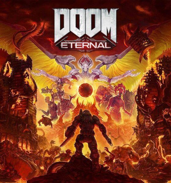doom eternal data uscita