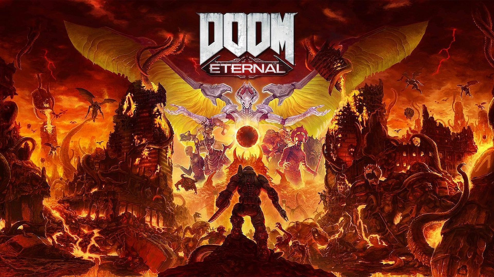 doom eternal data uscita
