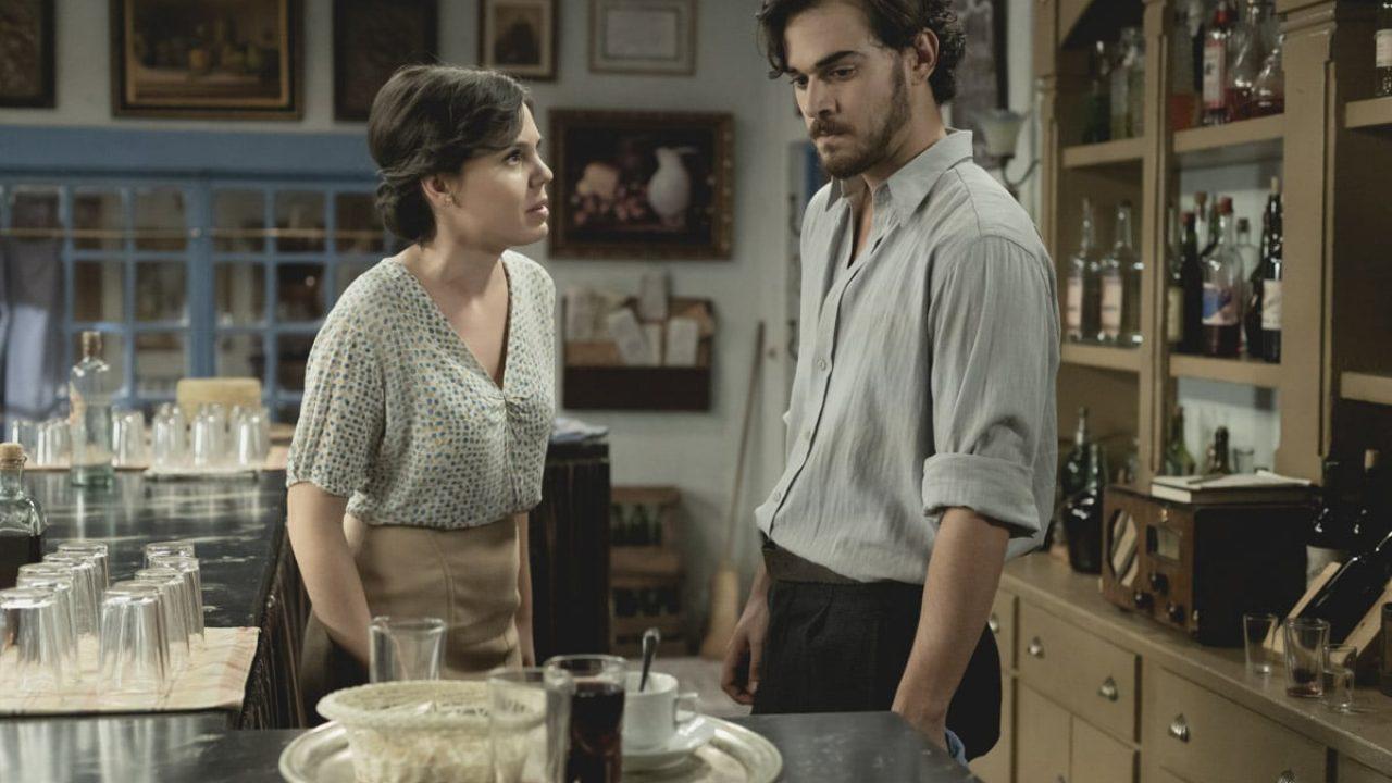 Il Segreto - Il Castaneda rivela a Marcela di averla tradita con Alicia