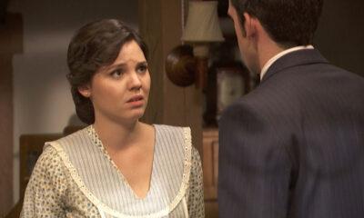 Il Segreto, anticipazioni spagnole: Marcela si rifiuta di fuggire con Tomas