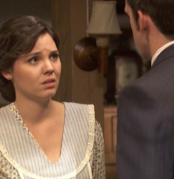 Il Segreto, Marcela non riesce a dimenticare Tomas