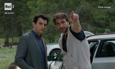 Un passo dal cielo 5, nona puntata: Francesco e Vincenzo in Germania