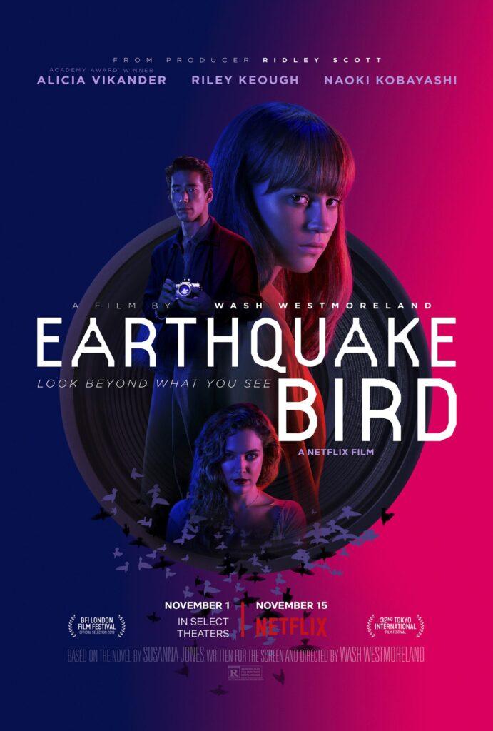Novità Netflix - Dove la terra trema