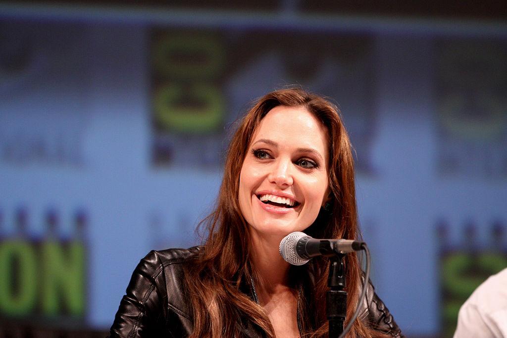 Angelina Jolie - The Eternals