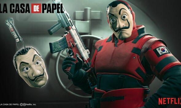 la casa de papel rss