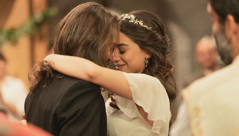 Le nozze di Isaac e Elsa