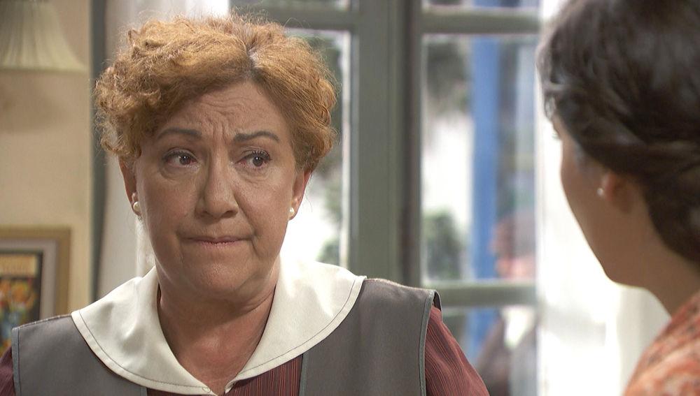 Il Segreto, puntate 10-15 novembre: Dolores vuole rapire Belen