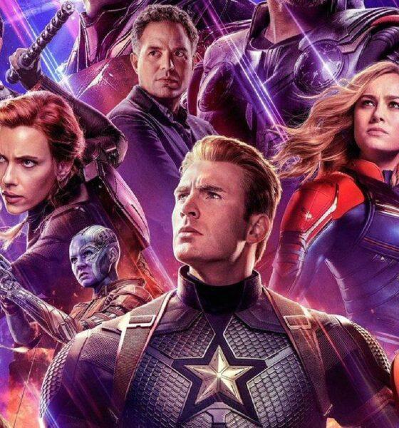 Avengers Endgame - Cover