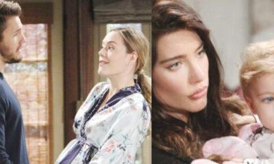 Beautiful, spoiler 24-30 novembre: Hope e Liam in partenza, Kelly sta male