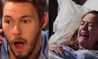 Beautiful, trame 1-7 dicembre: il drammatico parto di Hope, Liam disperato